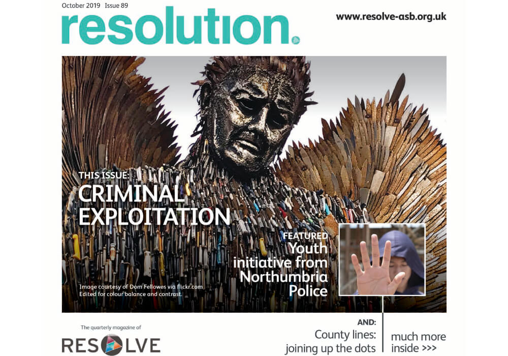 resolution 89 cover image